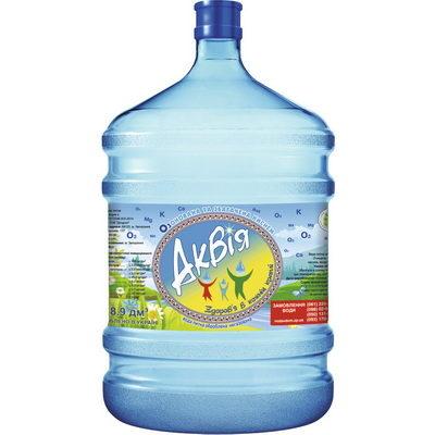 Вода АКВИЯ