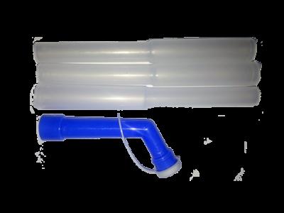 Набор запасных трубок и носик для механической помпы